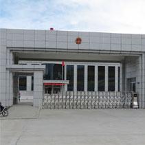 政府办公楼大门